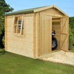 Bradley Log Cabin