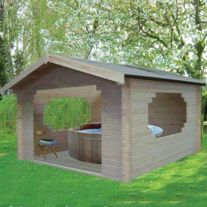 Bere Log Cabin