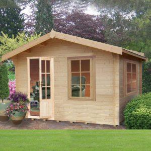 Bucknells Log Cabin