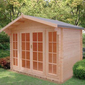 Epping Log Cabin