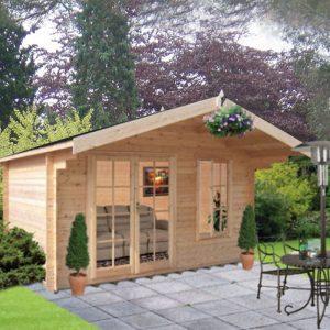 Glenmore Log Cabin