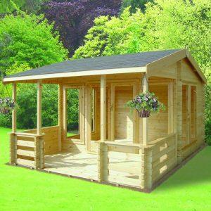 Guisborough Log Cabin