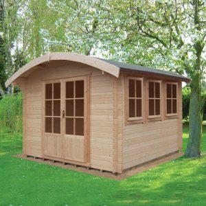 Kilburn Log Cabin