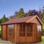 Livia & Ropsley Log Cabin