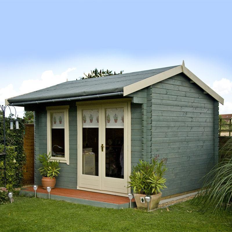 Marlborough Log Cabin