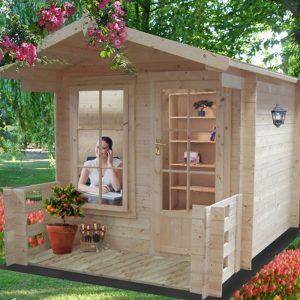 Maulden Log Cabin