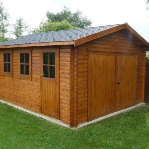 Bradenham Log Cabin
