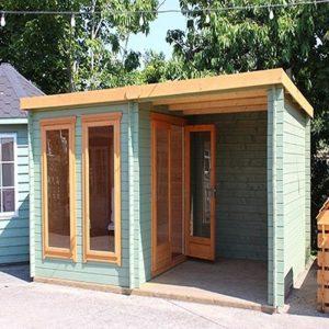 Oasis log Cabin