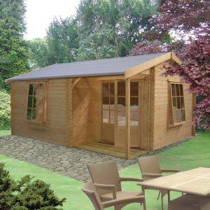 Ringwood Log Cabin