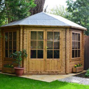 Best Buy Garden Cabins