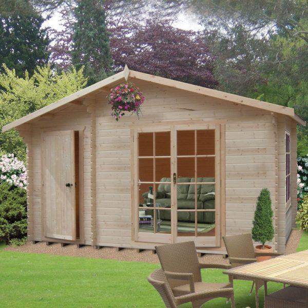 Bourne Log Cabin