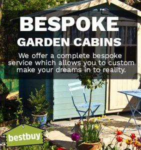 Bespoke Garden Cabins UK